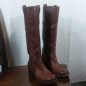 Lucky Brand leather, Size 5.5